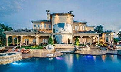Financing for Luxury Houses